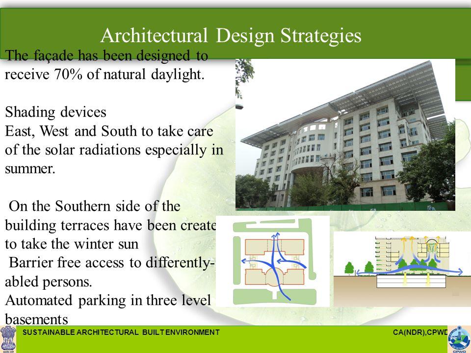 Attractive 35 Architectural Design Strategies