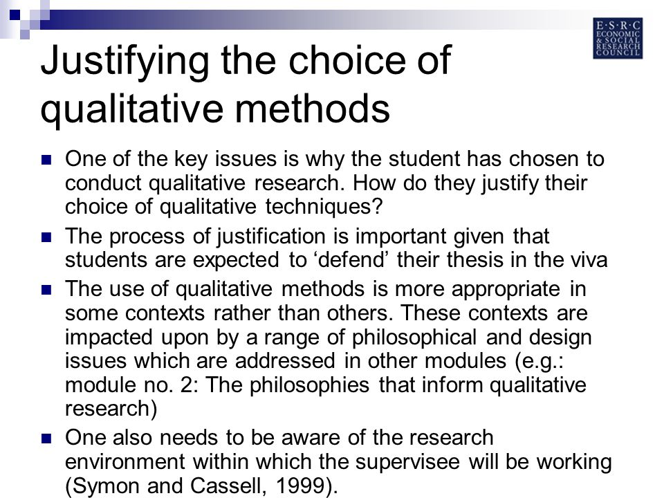 thesis justification of the study Justification of the study thesis example, justification of the study in thesis sample the meng thesis option thesis justification examples is research-oriented and involves the completion of graduate coursework and a thesis under the how to a thesis.
