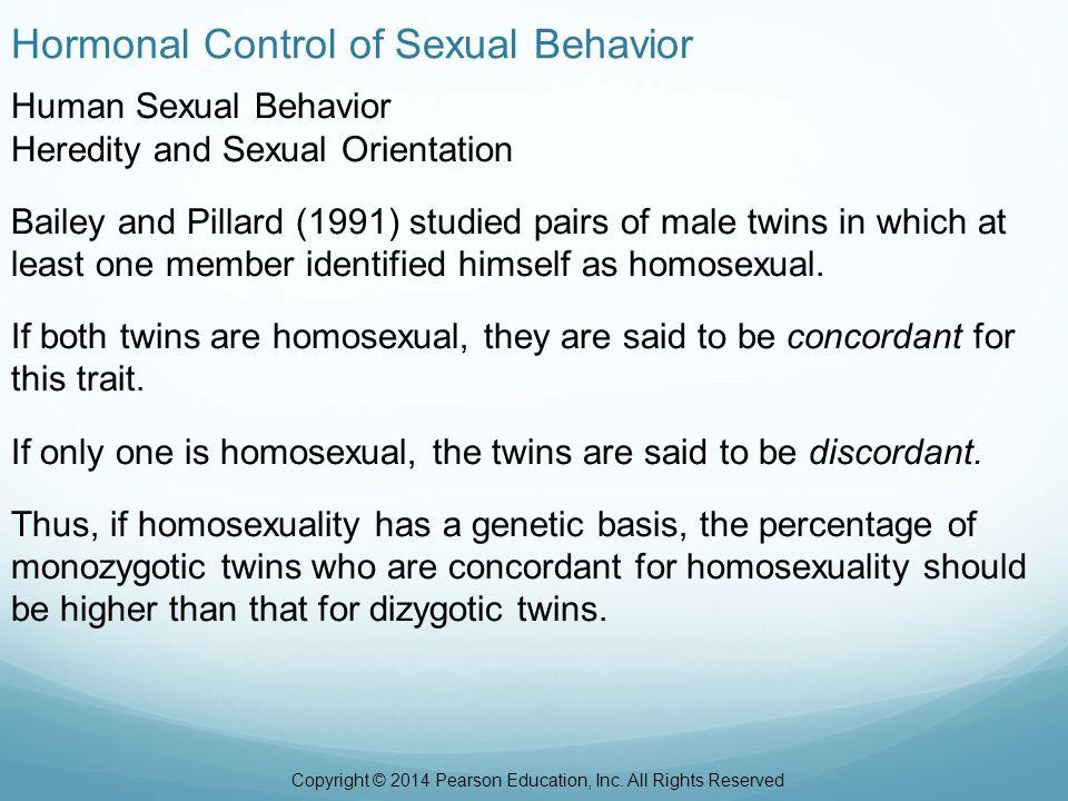 Gay Is Not All in the Genes Science AAAS