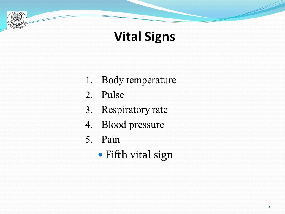 chapter 12 vital signs. - ppt video online download, Powerpoint templates