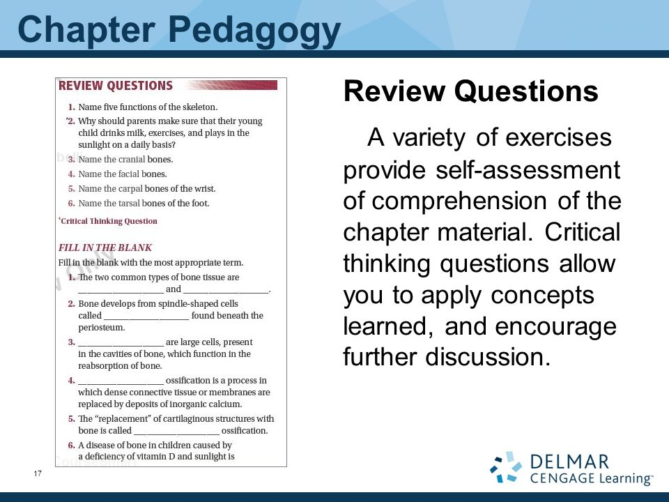 critical thinking and clinical application questions chapter 12 Overview of evidence-based practice carol boswell and sharon cannon chapter objectives at the conclusion of this chapter, the learner will be able to: 1 discuss the differences between evidence-based practice and evidence.