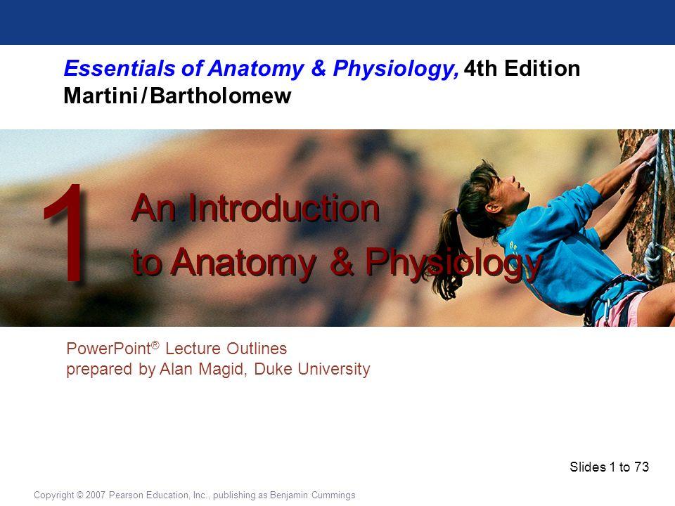 Slides 1 to 73 Copyright © 2007 Pearson Education, Inc., publishing ...