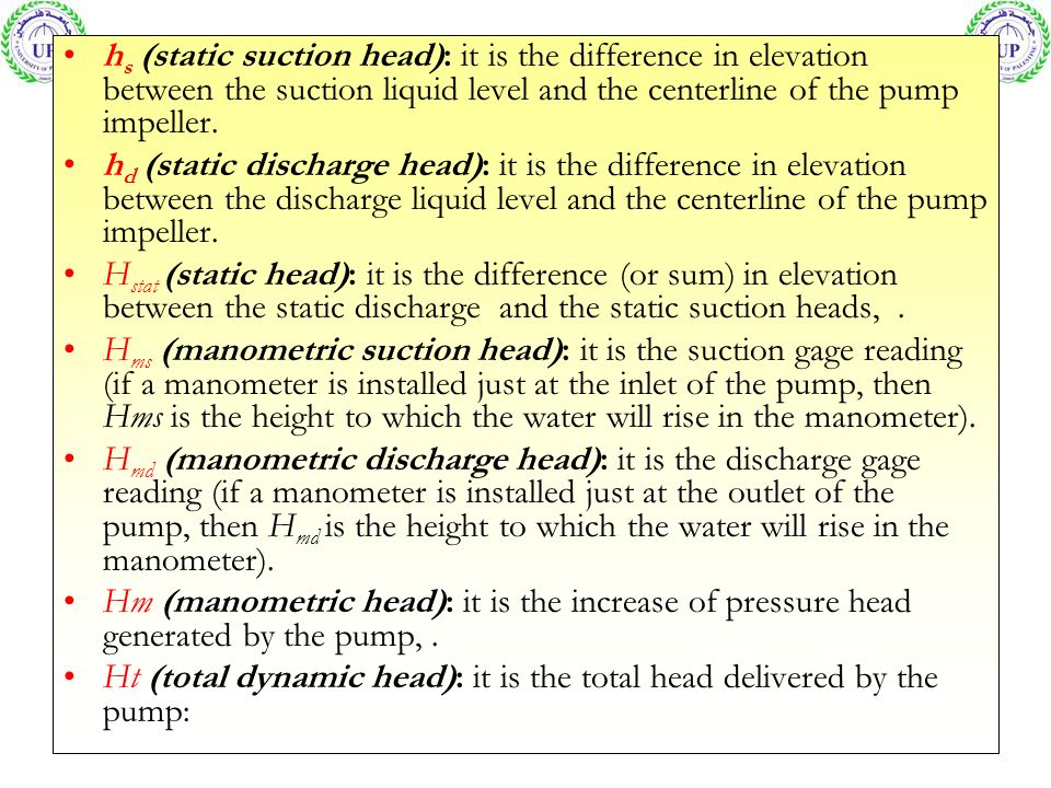 difference between static and dynamic pressure pdf