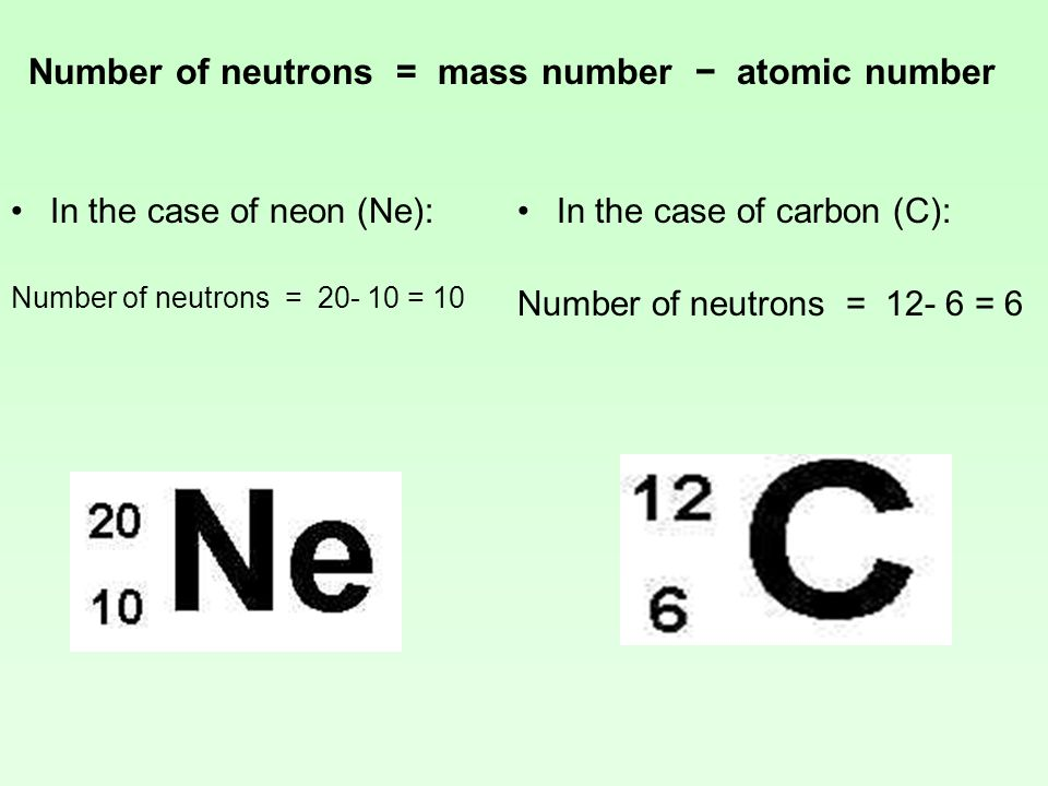 Atomic Mass Number Carbon | www.imgkid.com - The Image Kid ...