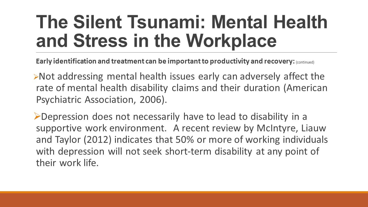 an introduction to implications and impact on mental illness and psychiatric disabilitiy This entry was posted in add, disability experience, getting services, graduate students, identity, invisible disabilities, medical model, mental and psychiatric illness, neurodiversity, original oral history, work and employment on may 13, 2014 by cassandra hartblay.