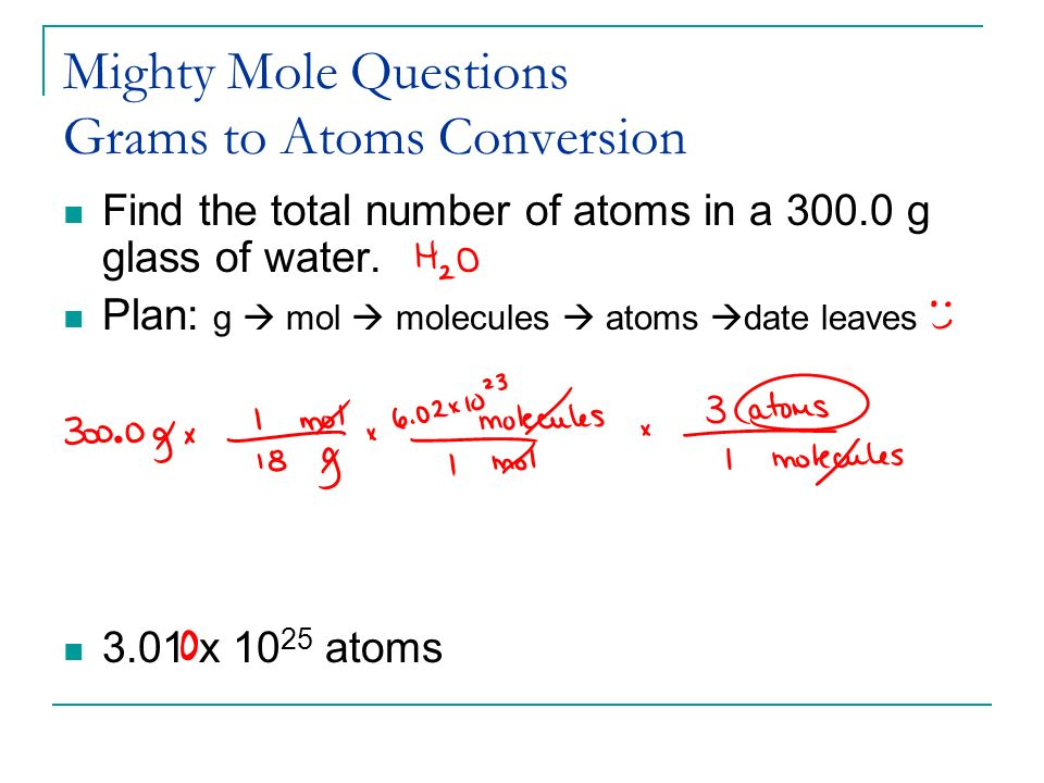 Grams And Particles Conversion Worksheet Page 6 – Worksheet Mole Problems Answers