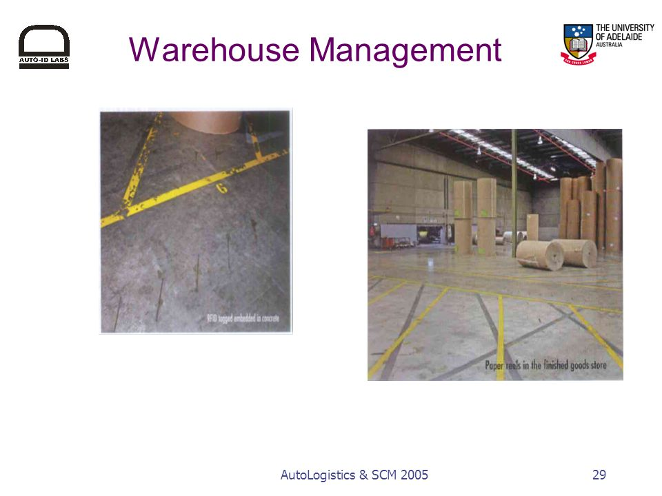 thesis on warehouse management