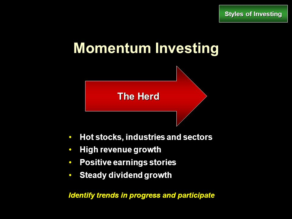 contrarian and momentum investment strategies Course 2 of 5 in the specialization investment management in this course   contrarian versus momentum - momentum10:36 contrarian  people are  adopting a contrarian strategy, it means they're buying the dips again.