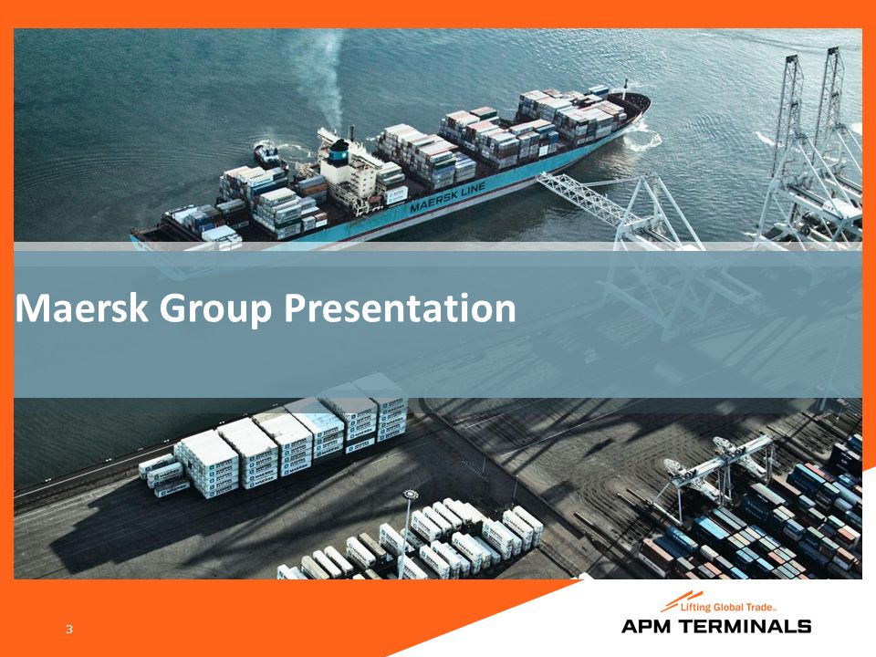 Maersk Group Of Companies 76