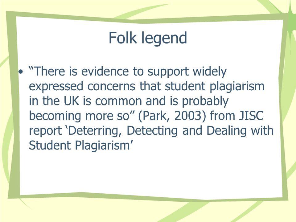 Folk legend