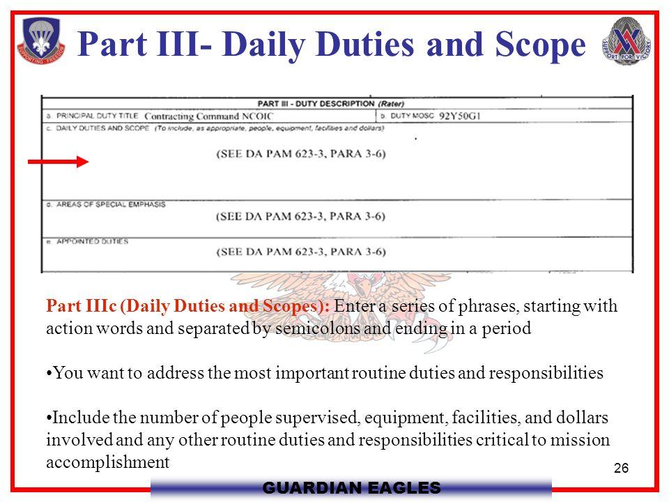 NCOER. NCOER Purpose of DA DA Form is mandatory for CPL thru CSM ...