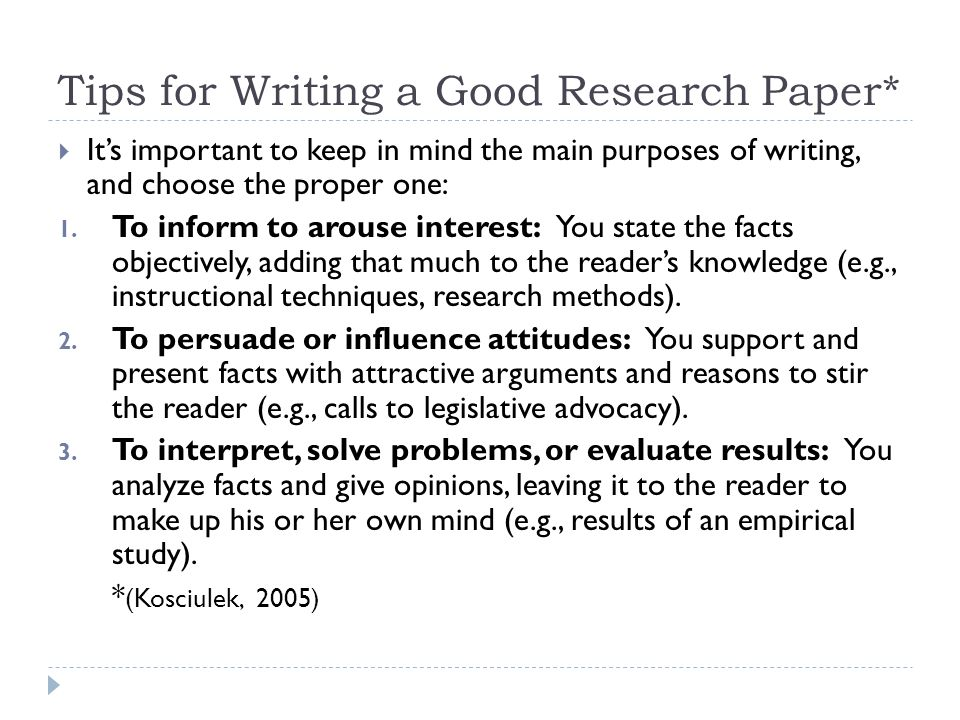 How to Write a Research Paper in 6 Steps: The Ultimate Guide