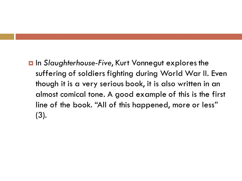 vonnegut essay By kurt vonnegut breathes there the man  appeared to me when i began this  essay that i was on a fool's errand, that we could only be described en masse as .