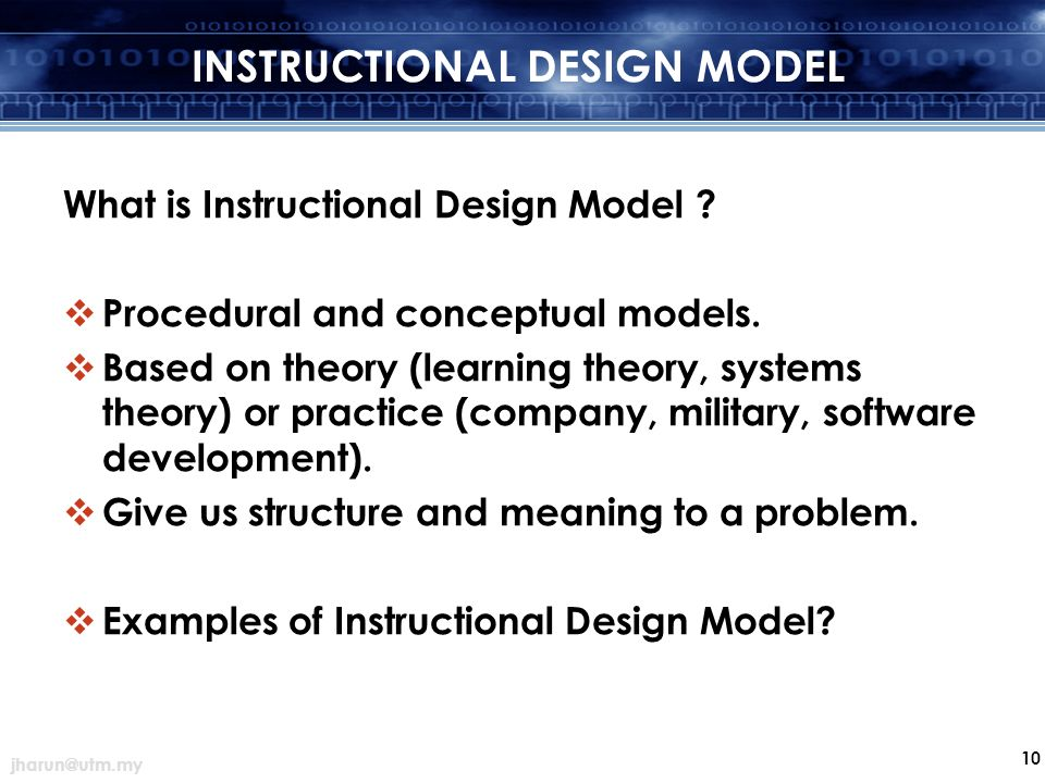 Classroom Oriented Instructional Design Models ~ Instructional design the basics ppt video online download