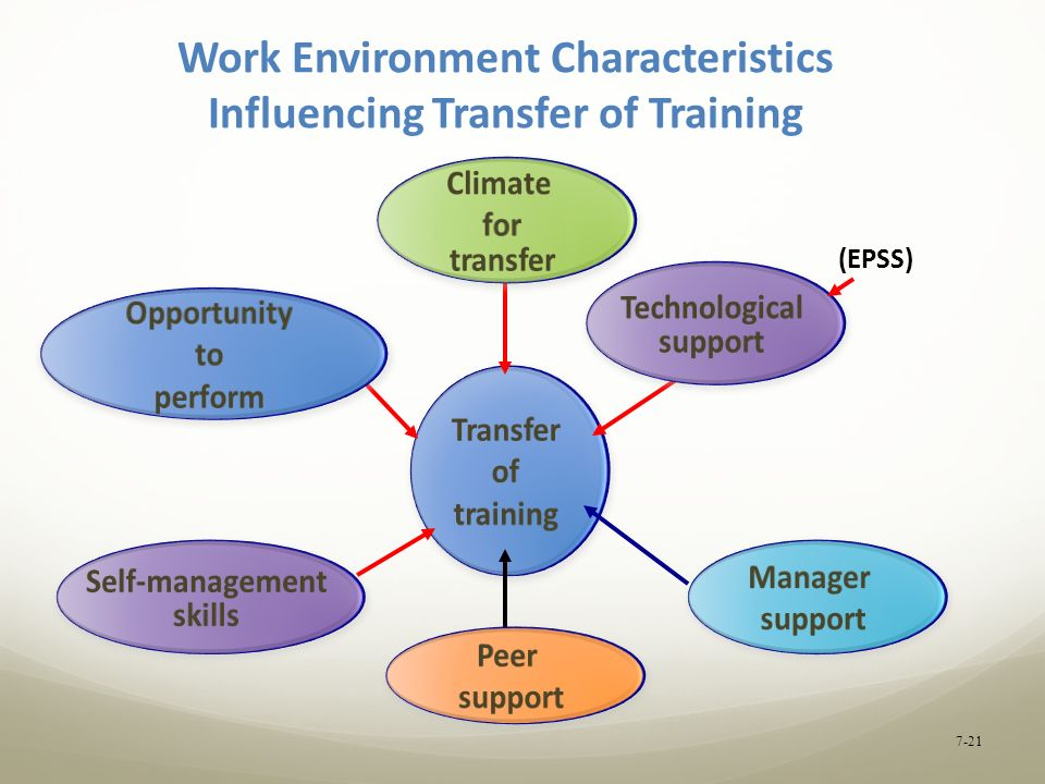 Chapter 7 Training Companies are in business to make money ...
