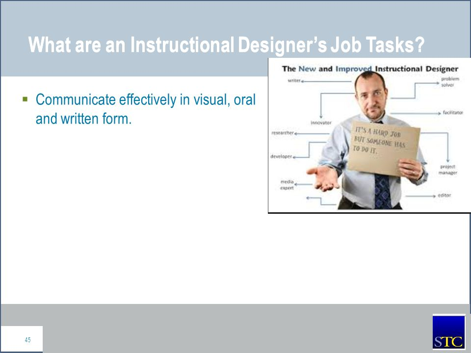 instructional design and technology jobs