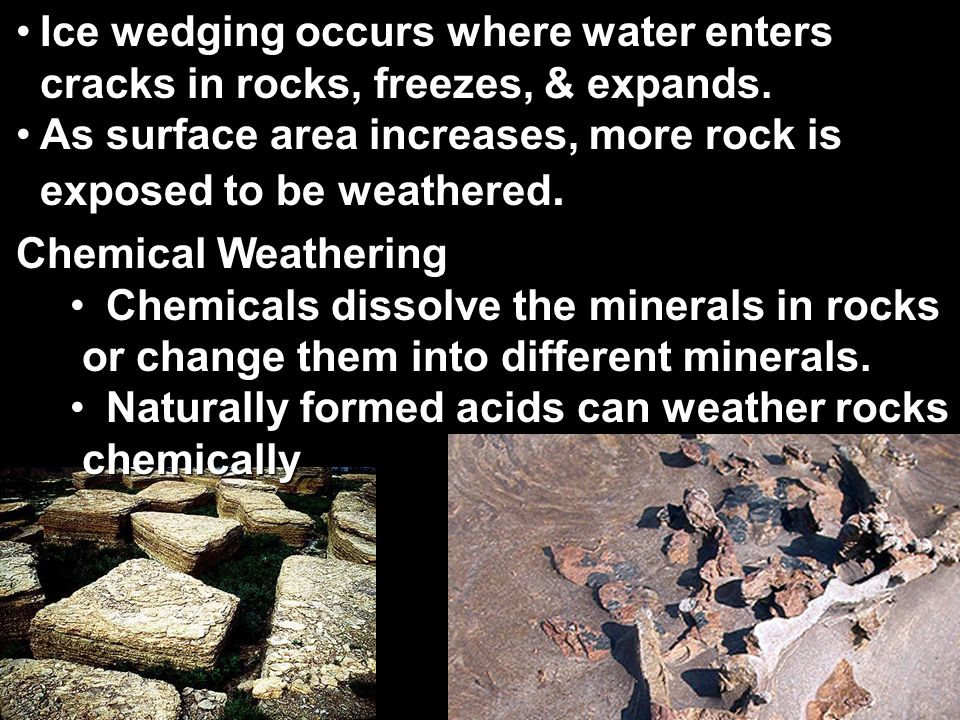 Weathering & Soil. - ppt download