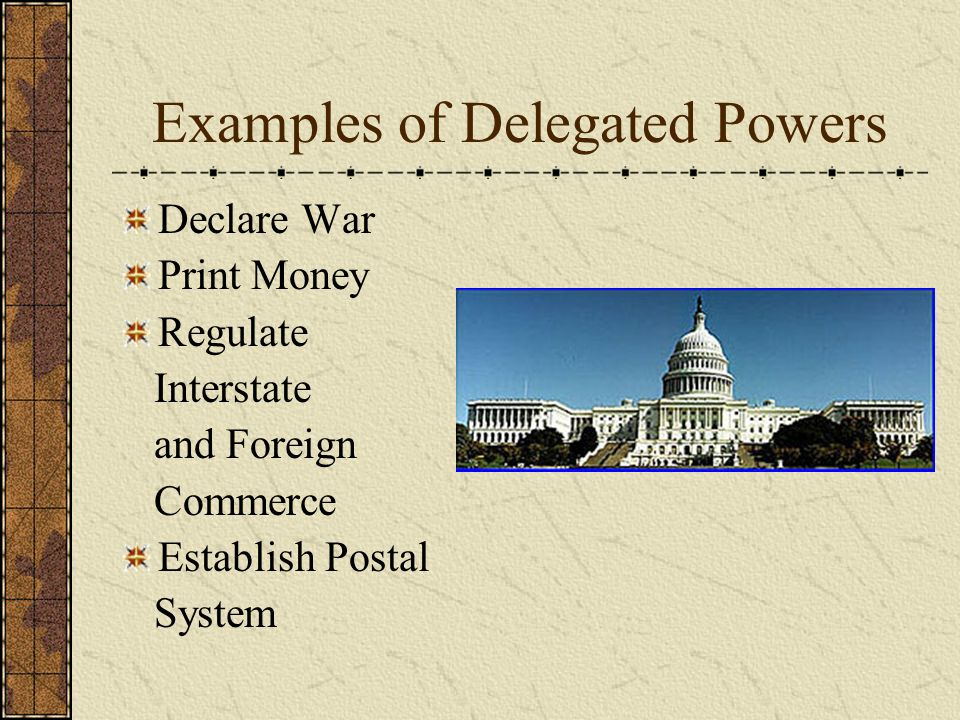 Limits to Government Power (For a 12th Grade Government Class ...