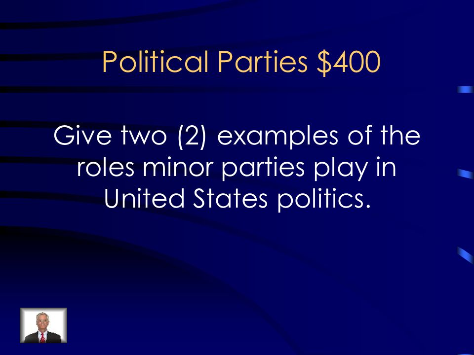 minor parties in the usa Test your knowledge of the minor political parties in the us by taking this interactive quiz and printable worksheet you can study offline with.