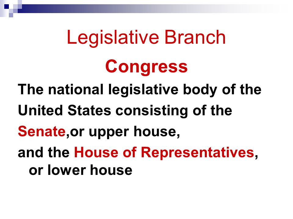 """an analysis of congressional legislation in the united states government Thoughtful analysis, and to sandra pulley, jd candidate, 1999, the stuart n   one useful tool that the federal government has is its spending power  """"the  authority of congress to subject state governments to generally applicable laws."""