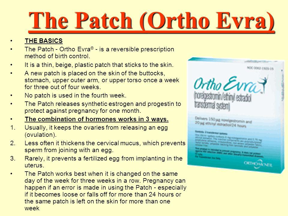 Weekly Ortho Evra Patch Jill Scott Insomnia