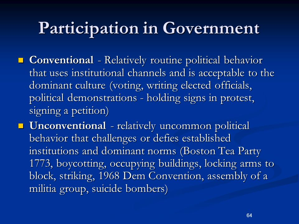 political participation in america a review essay America's international role more on democracy and political participation latest (54) research event book review essay.