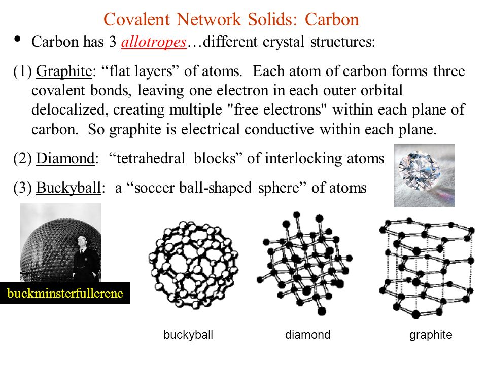 Covalent Solids Ch. 11– Liquids and ...
