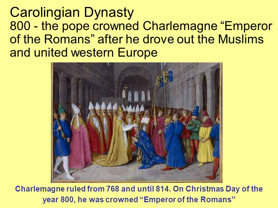 how did charlemagne build and govern his empire Accueil » history of the two empires » articles » napoleon and charlemagne  wrote to his government saying  rome did not cease to be a part of his empire: .