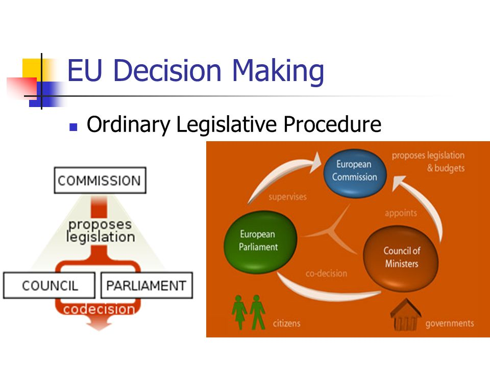 """european union decision making European union"""" and the """"treaty on the functioning of the european union"""" the lisbon treaty was adopted to reform the eu institutions and their decision-making processes in order to enable an enlarged union to function more efficiently."""