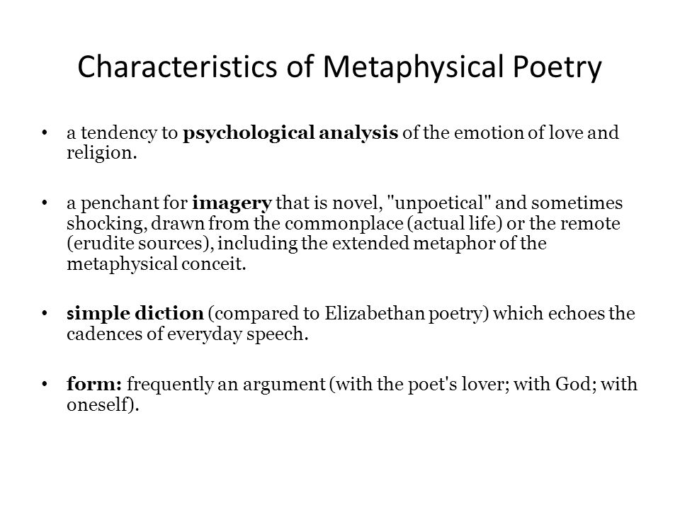 an analysis on the metaphors throughout the poem the flea by john donne John donne poetry essay the metaphysical poets were segregated in the seventeenth century to form a new and distinct style of poetry that employed immaculate wit, complex metaphors and luminous imagery.