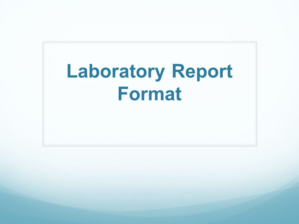 ecology lab report introduction Fly lab report p introduction fly lab report p the lab groups together, there was a major difference in the response of flies to the sugars and to saccharin (table 1) when all the sugars were considered together, this difference.