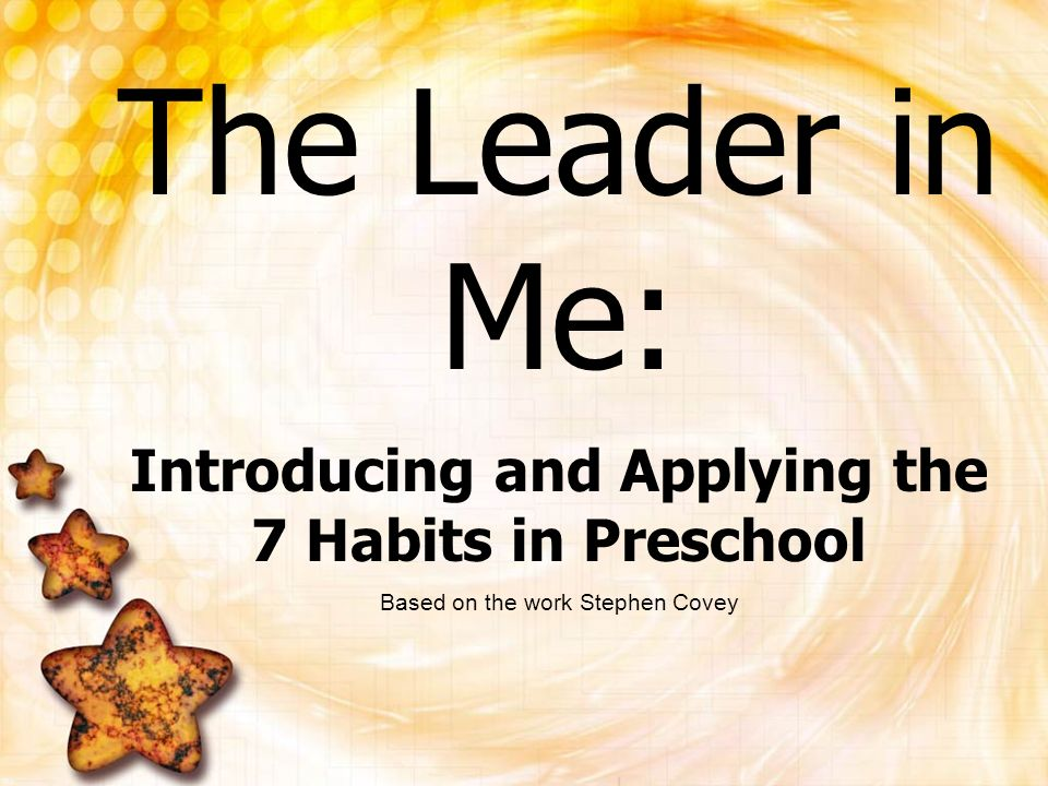 the leader in me stephen covey pdf
