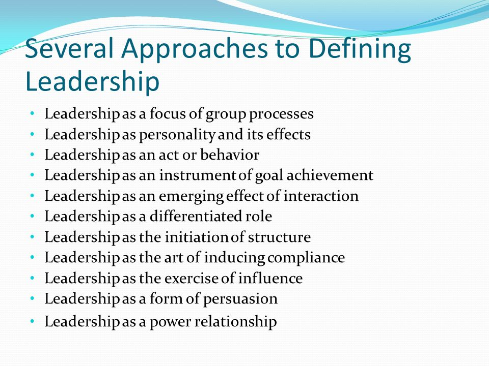 stogdill 1974 handbook of leadership