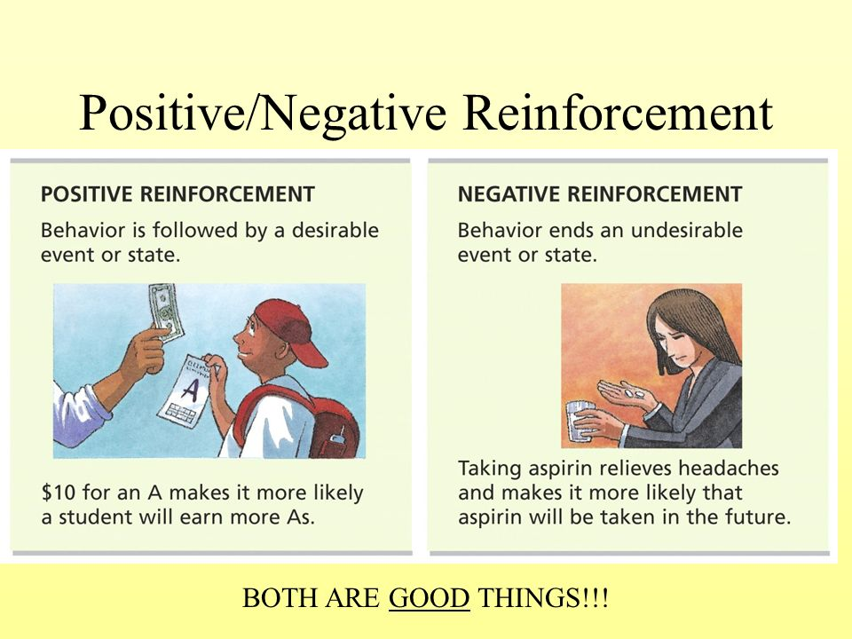 examples reflecting positivity vs negativity in Number of positive and negative maternal behaviors and ratios during pre- and   behavior recommend boosting ratios, as the following examples demonstrate   should reflect a ratio of 4 positive encouraging statements to 1 correction.