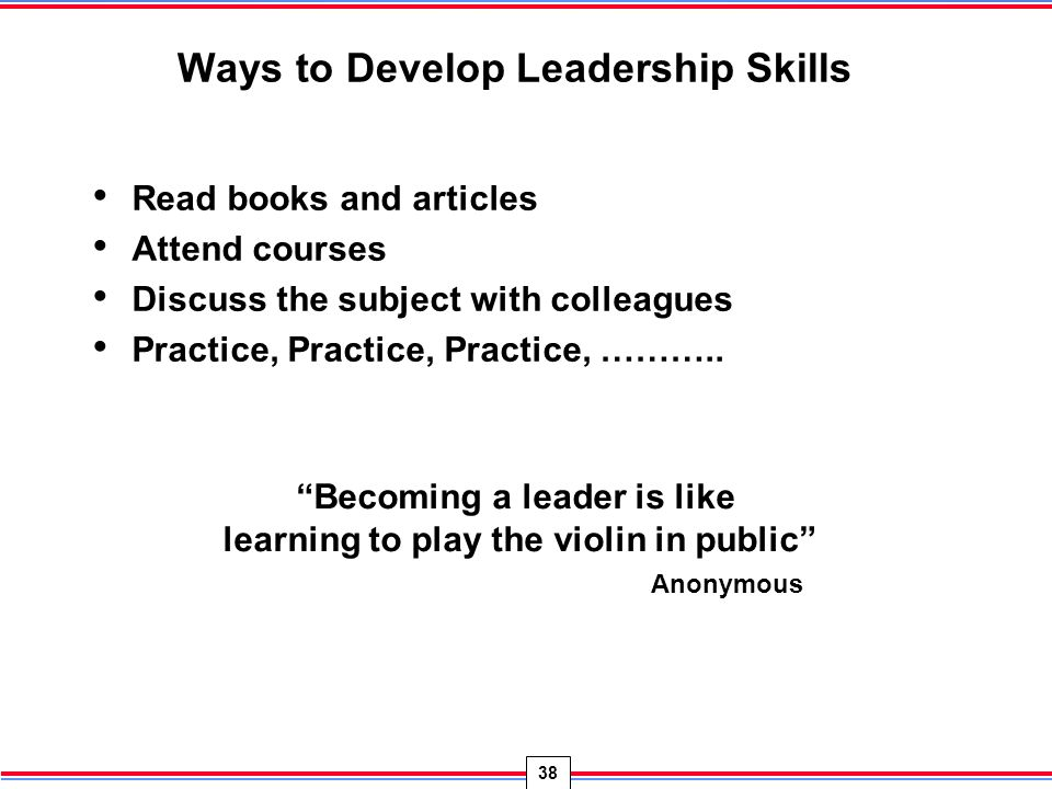 to develop leadership skills Members may download one copy of our sample forms and templates for your personal use within your organization please note that all such forms and policies should be reviewed by your legal .