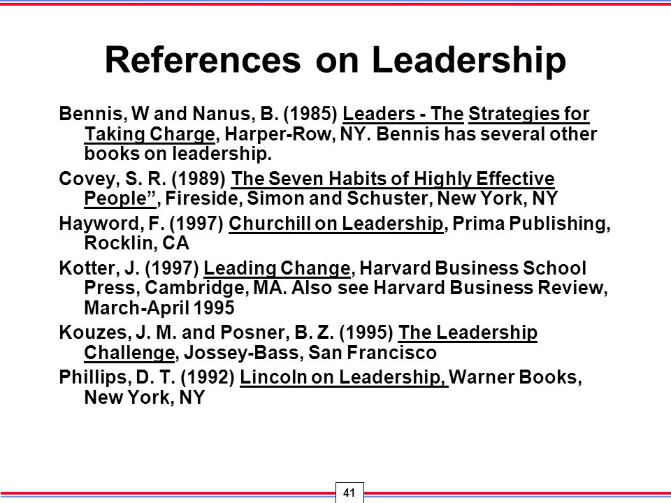 leaders the strategies for taking charge Some glaring examples of questionable organizational and leadership practices  have  9bennis, w and nanus, b leaders: the strategies for taking charge.