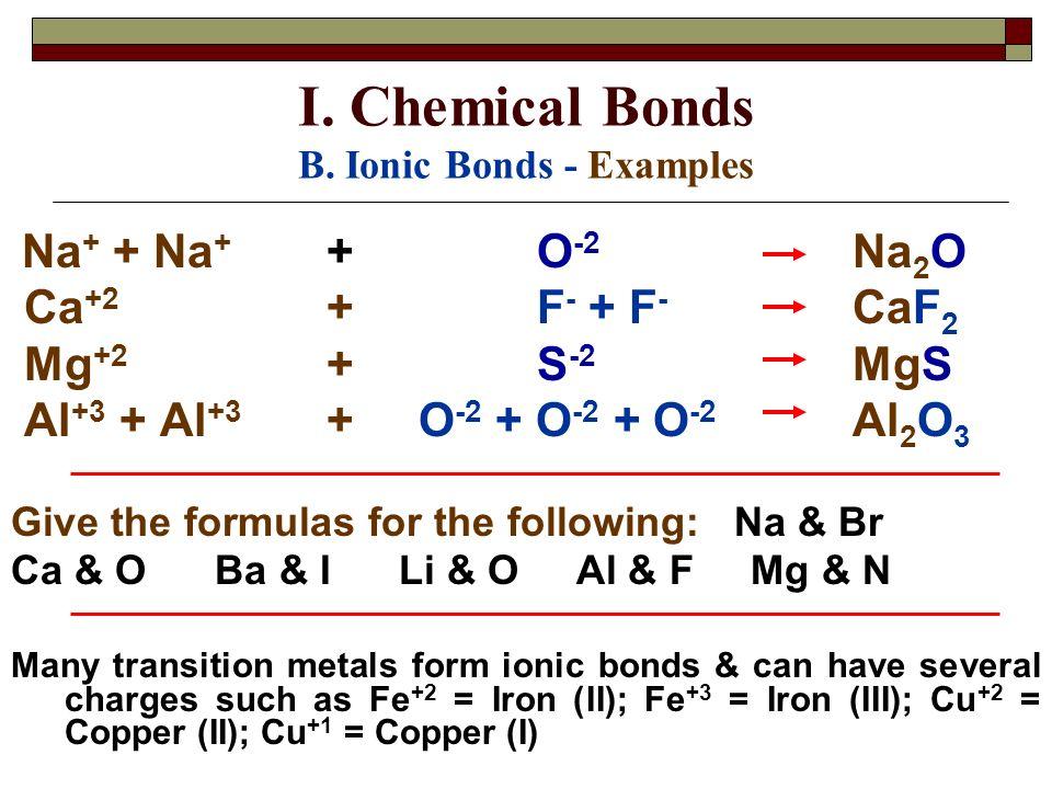 Chemical Bonds, Nomenclature, Lewis Structure and Molecular Shapes ...