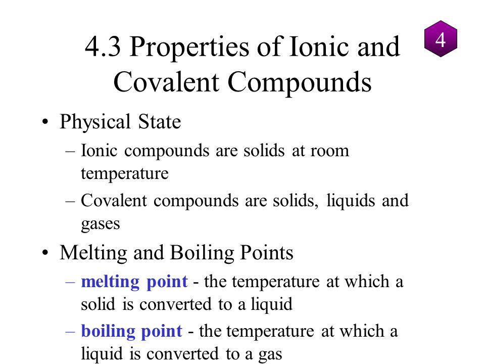 Physical Properties Of Ionic Liquids