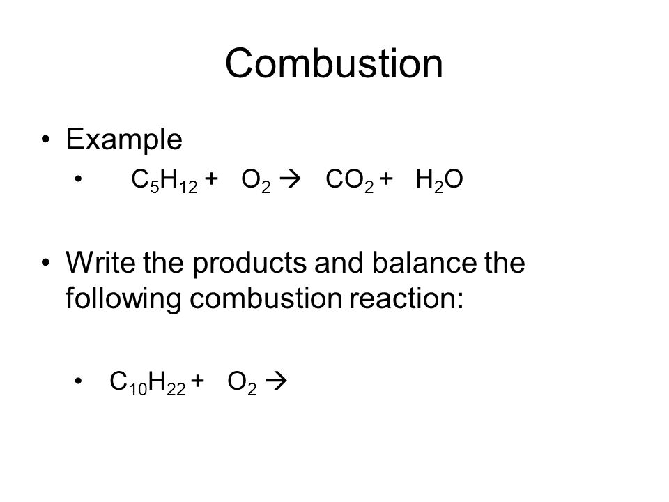 General Chemistry Reaction Types Ppt Video Online Download