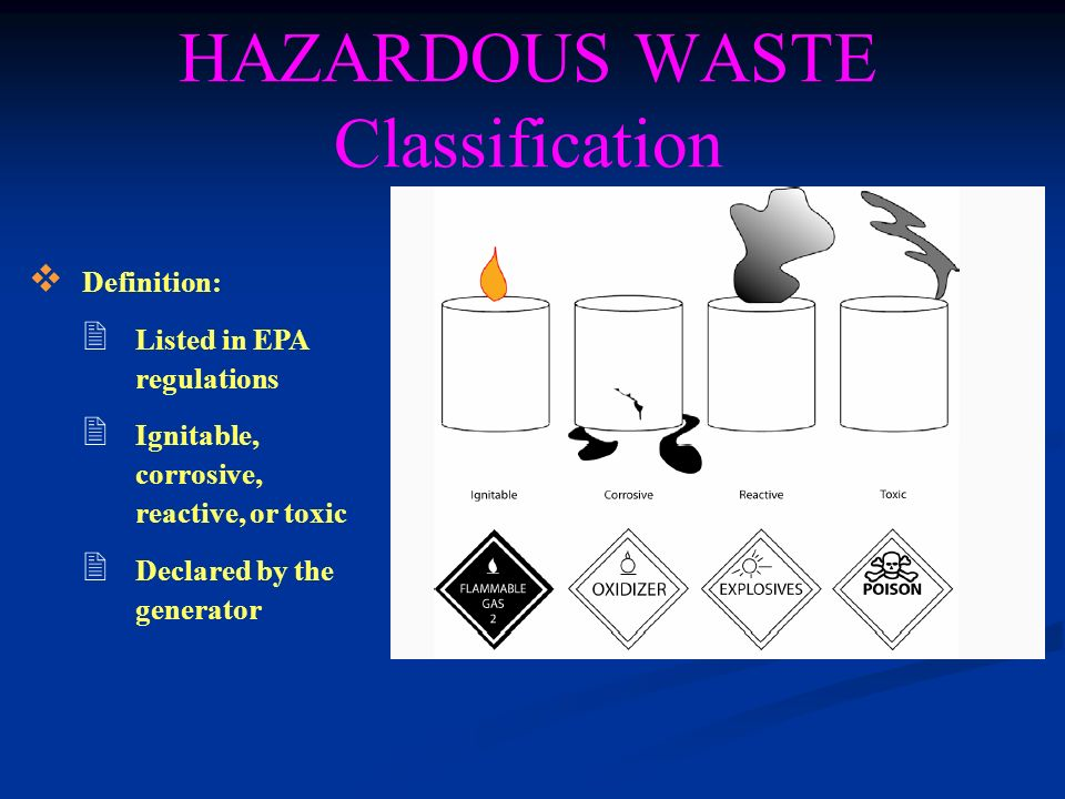 CHAPTER 2 INDUSTRIAL WASTE - ppt download