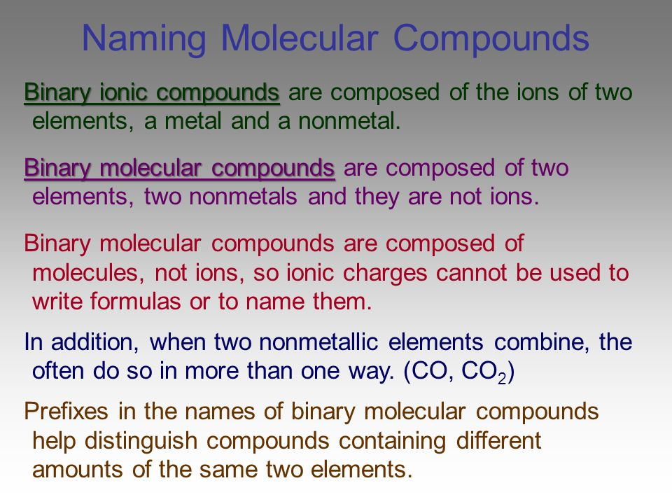 Chapter 9 Naming Ions. - ppt download