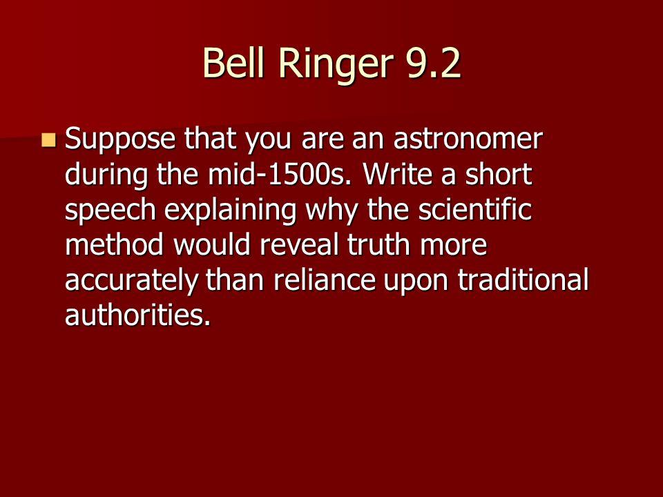Bell Ringer 9.2