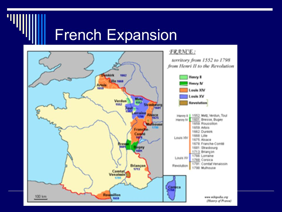 French Expansion