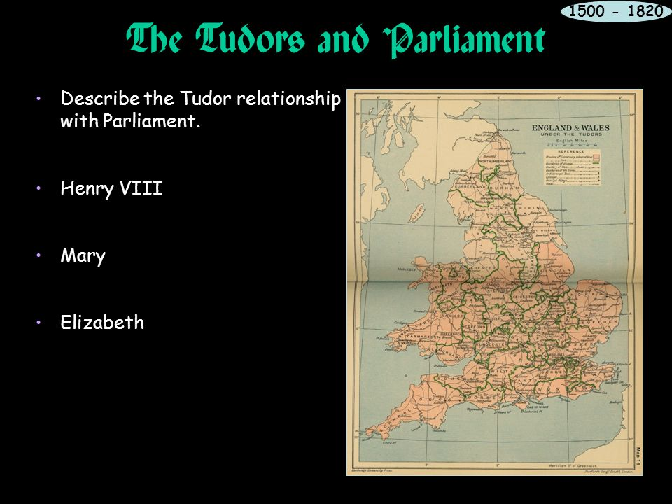 henry viii relationship parliament definition