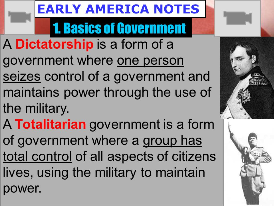 EARLY AMERICA NOTES. - ppt video online download