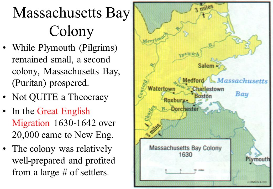 The New England Colony vs. The Chesapeake Bay Colony?