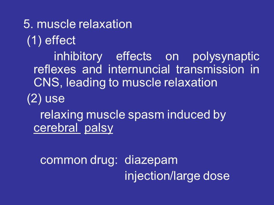 diazepam common dosage