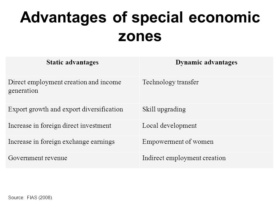 Benefits of foreign exchange