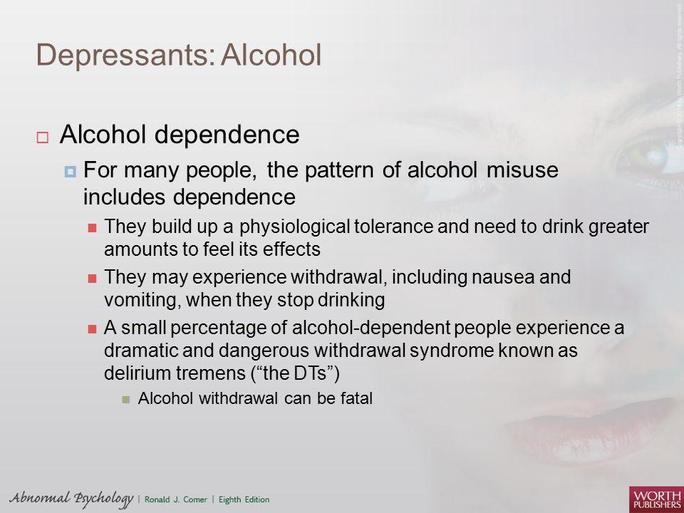 depressants alcohol - photo #35