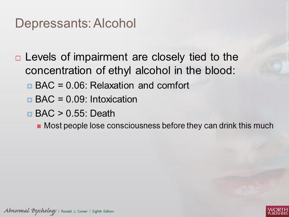 depressants alcohol - photo #39